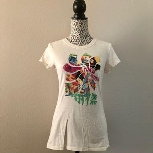 Lucky Brand Japanese Themed T-Shirt
